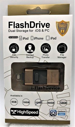 64 Gb Flash Drive Ios Micro Uyumlu