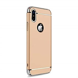 Joyroom iPhone X Gold Ling Kapak