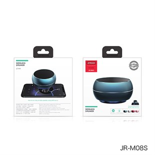 Joyroom Jr M08S Usb Taşınabilir Subwoofer Bluetooth Speaker Ses Bombası